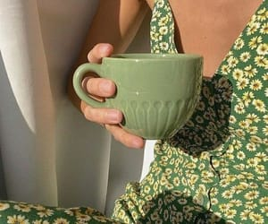 cup and dress image