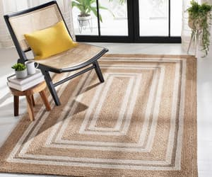 etsy, jute rug, and rugs runner image