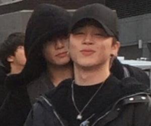 bts, jungkook, and jikook image
