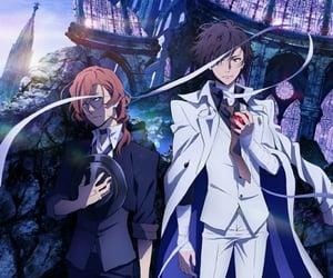 anime, dead apple, and osamu dazai image