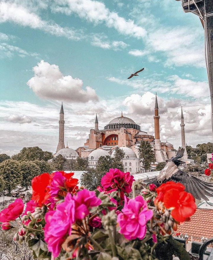 islamic and istanbul image