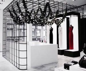 architect, shop, and shopping image