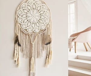 dream catcher, interior, and bedroom ideas image