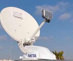 internet satellite maroc, vsat maroc, and connexion illimitee maroc image