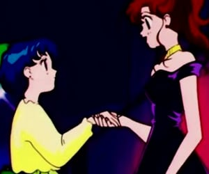 anime, sailormoon, and sailor mercury image