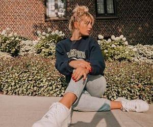 fashion, xoxo, and jeans image