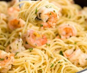 Easy Shrimp Scampi Recipe For Dinner