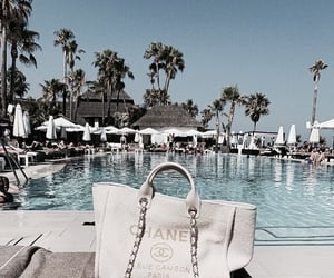 chanel and travel image