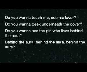 aura, music, and lovers image