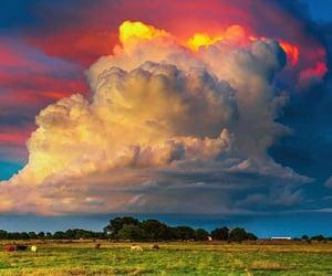 cielo, naturaleza, and nubes image