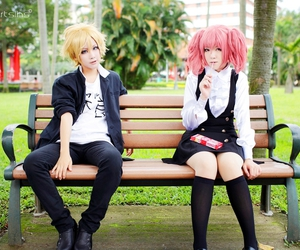 cosplay and inu x boku ss image