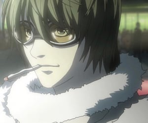 anime, death note, and matt image