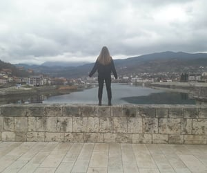 beautiful, old town, and drina image
