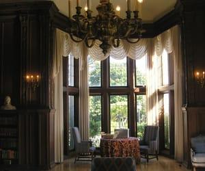 architecture, gothic, and interior image