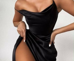 black, girls, and accesorios image