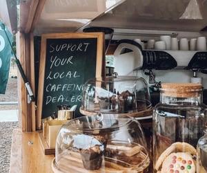 bakery, caffeine, and coffee image