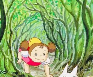 My Neighbor Totoro and となりのトトロ image
