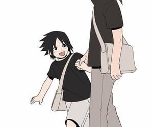 akatsuki, itachi, and naruto image
