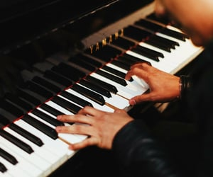 article, music, and instrumental music image