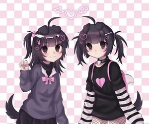 anime, decora, and furry image