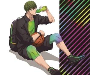 anime, knb, and kuroko no basket image