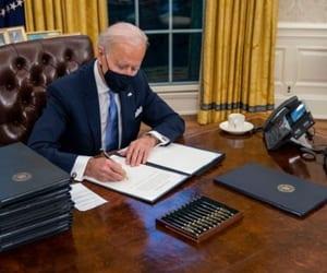 ice, illegal aliens, and president joe biden image