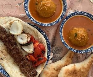 food, iraq, and kebab image