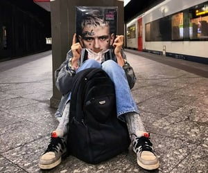 crybaby, lil peep, and aesthetic image