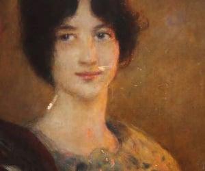 art, hans olaf heyerdahl, and portrait of carl ewald image