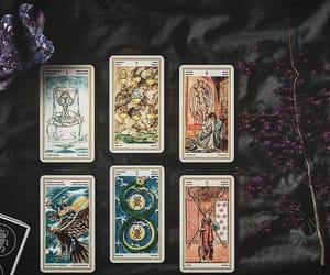 magic, occult, and tarot image