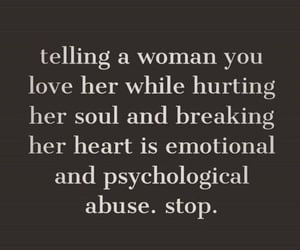 abuse, emotional, and words image