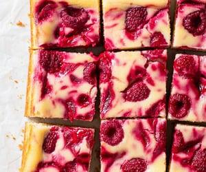 food, raspberry, and sweet image