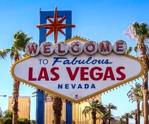 Las Vegas, Nevada, and travelling image