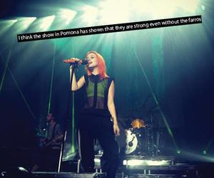 paramore, strong, and without image