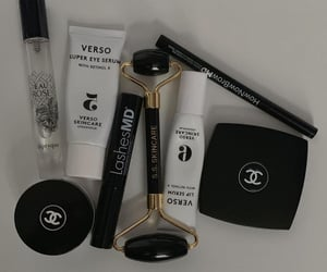 beauty, cosmetics, and essentials image
