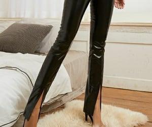 high waist, ropa, and cuero image