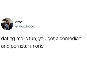 comedian, couple, and couples image