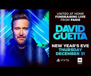 new years eve, david guetta titanium, and paris image