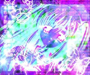 drain, drain girl, and cyberpunk image