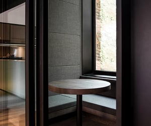 architecture, interior, and simplicity image