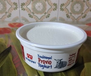 delicious, yoghurt, and food image