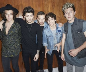 1d, four, and liam payne image