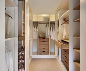 closets, room and chic