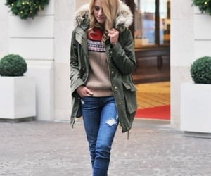 blondie, cool girl, and invierno image