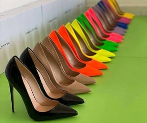 colores, girls, and tacones image