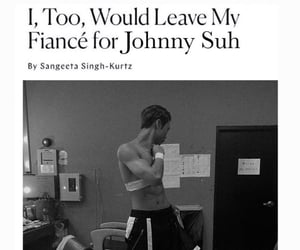 funny, johnny, and kpop image