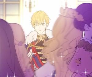 anime boy, claude, and webtoon image