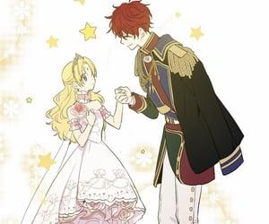 anime girl, anime boy, and felix image