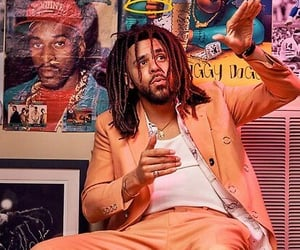 j.cole, celeb, and rapper image
