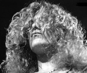 70's, 70s, and robert plant image